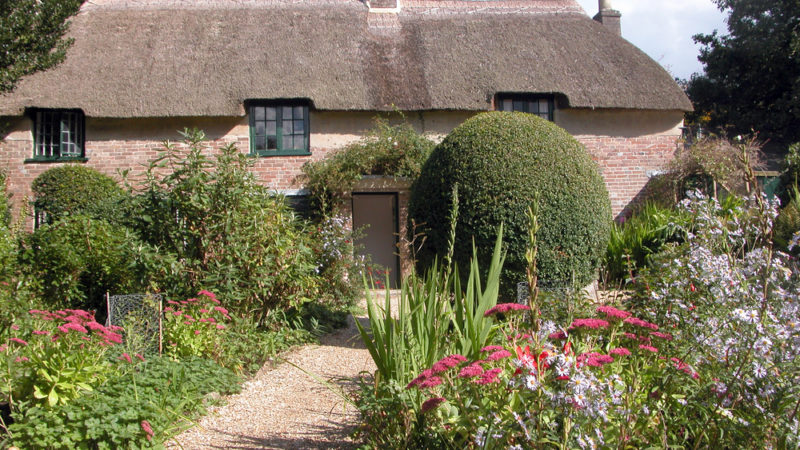 Thomas Hardy Cottage, England