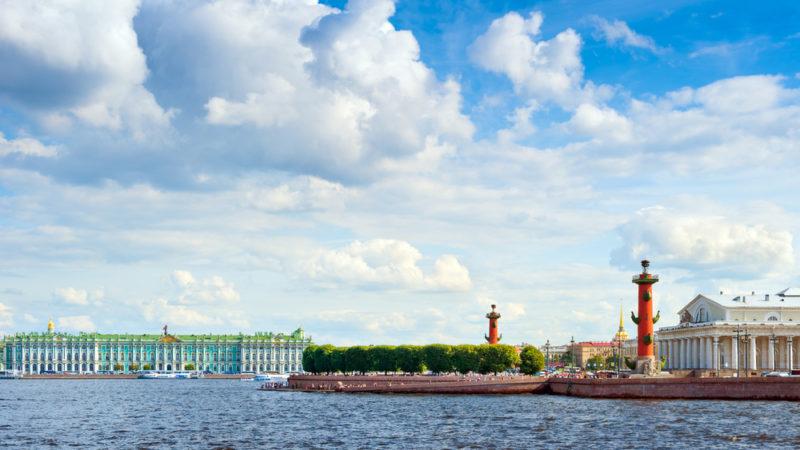 Vasilyevsky Island, Russia