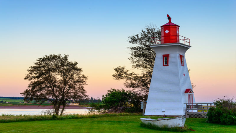 Victoria-by-the-sea, PEI