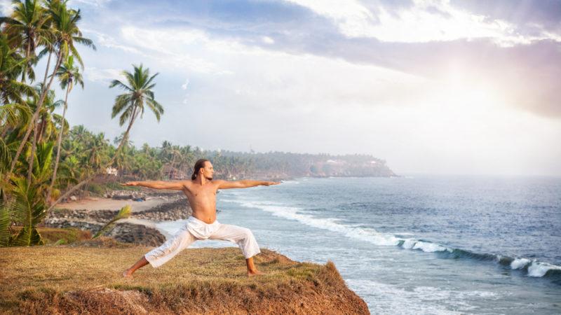 Yoga Kerala India