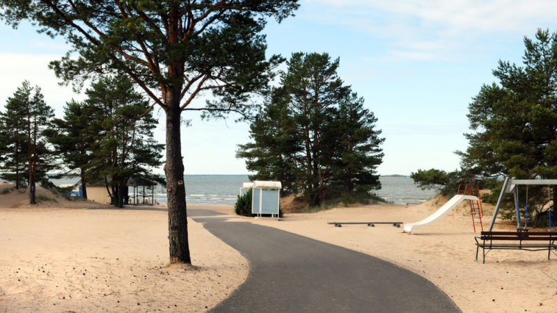 Yyteri Beach, Finland