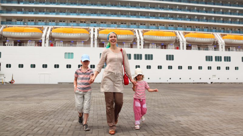 family cruise ship
