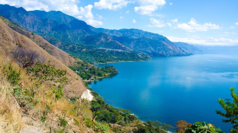 Lake Atitian, Guatamala