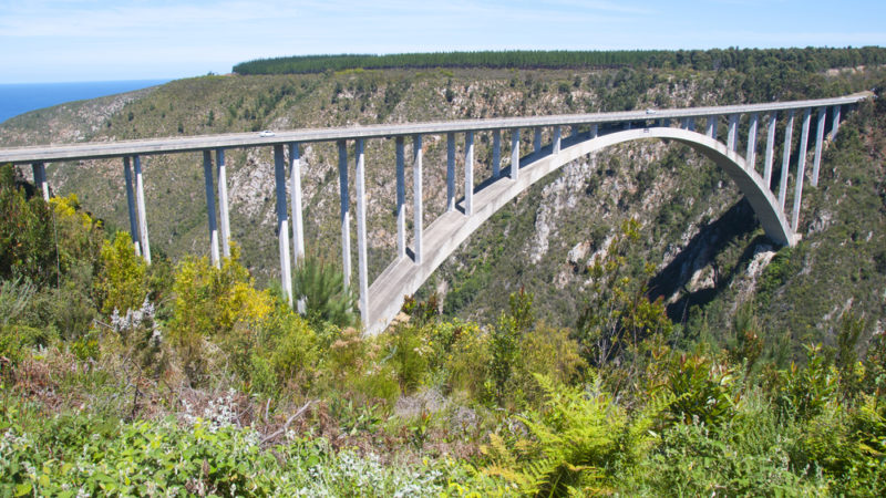 Bloukrans Bridge South Africa Garden Route