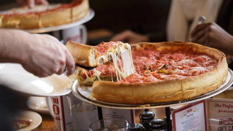 Photo by: Giordano's Pizzeria