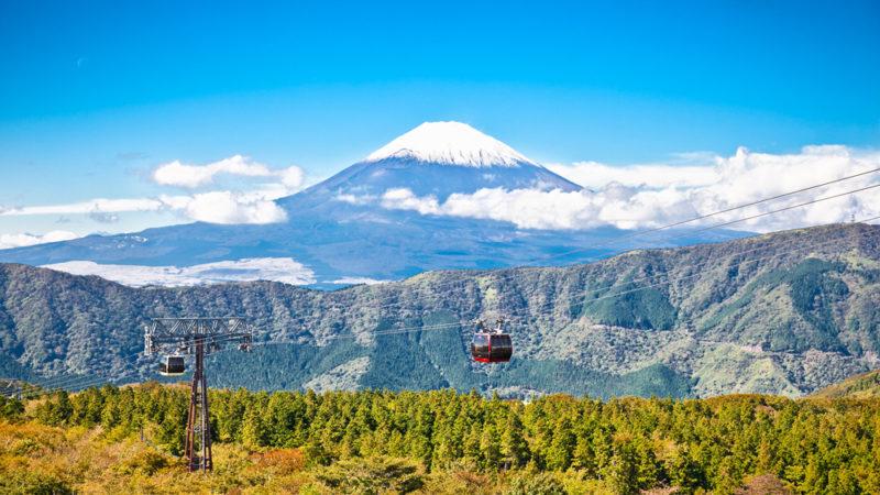 Hakone Ropeway, Japan