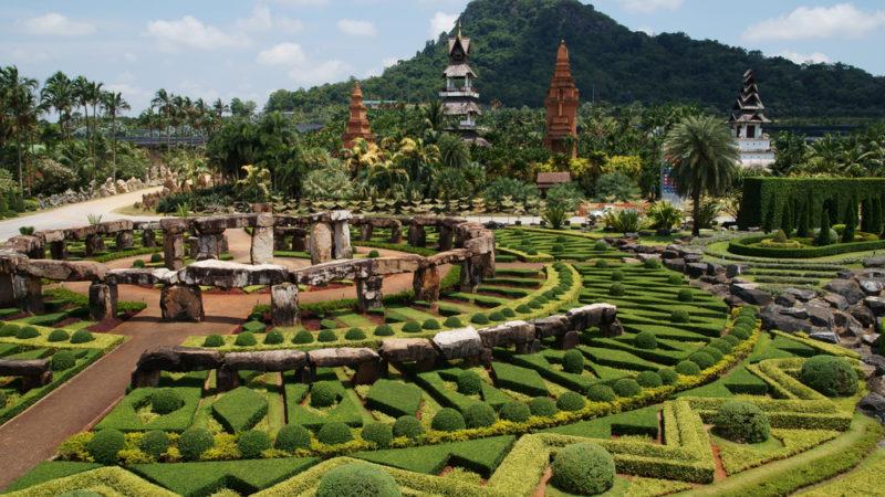 Nong Nooch Tropical Botanical Gardens, Thailand