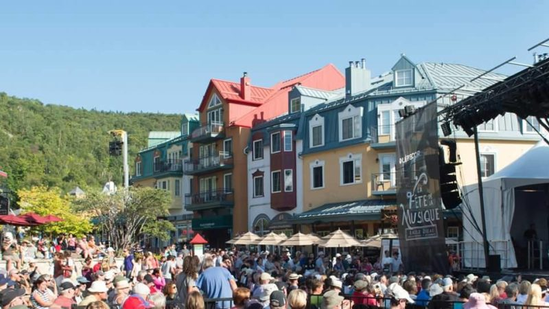 Photo by: Mont Tremblant