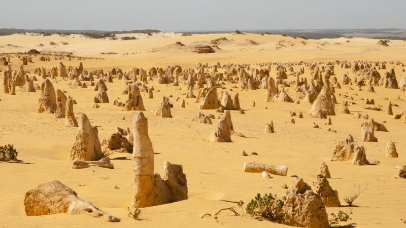 pinnacles outback