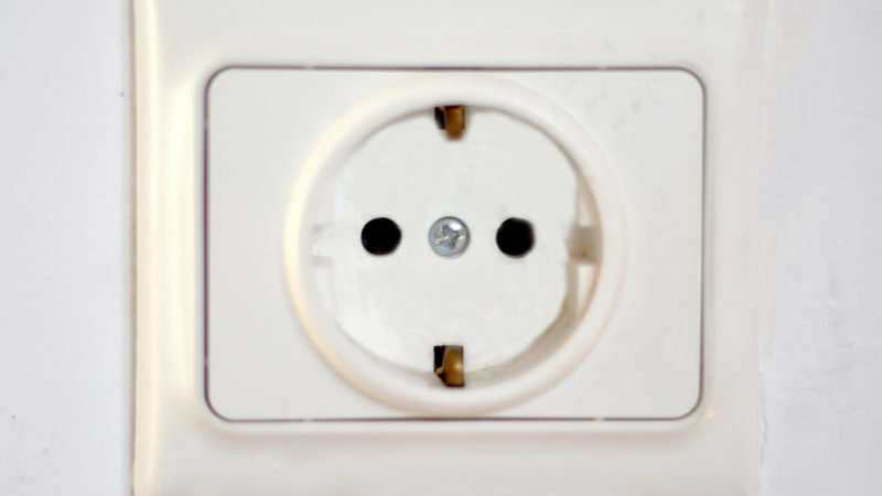220 Volt outlet