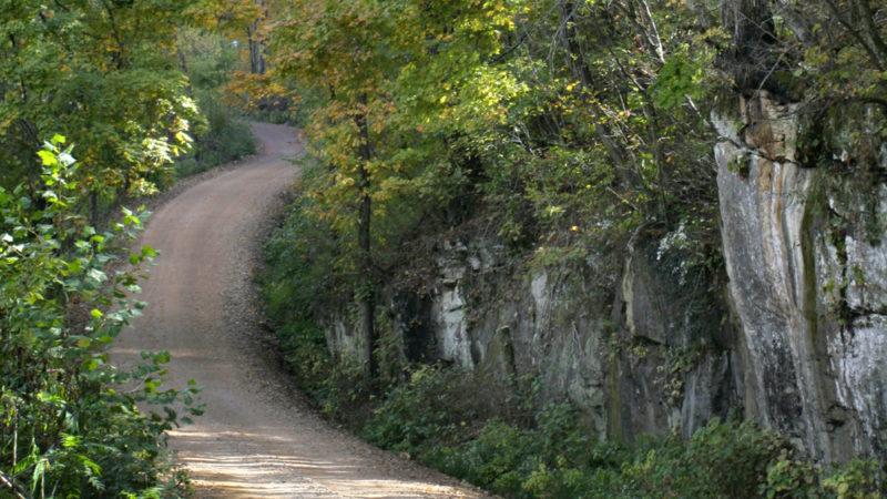 Arkansas back roads