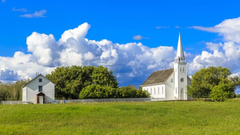 Batoche National Historic Site, Saskatchewan
