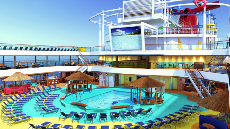 Photo by: Carnival Cruise Line
