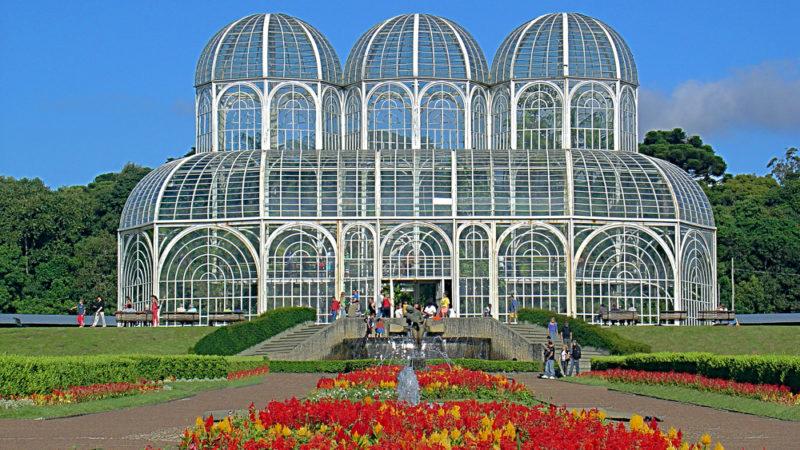 Curitiba Botanical Garden, Paraná Brazil