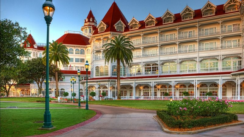 Photo by: Disney Resorts