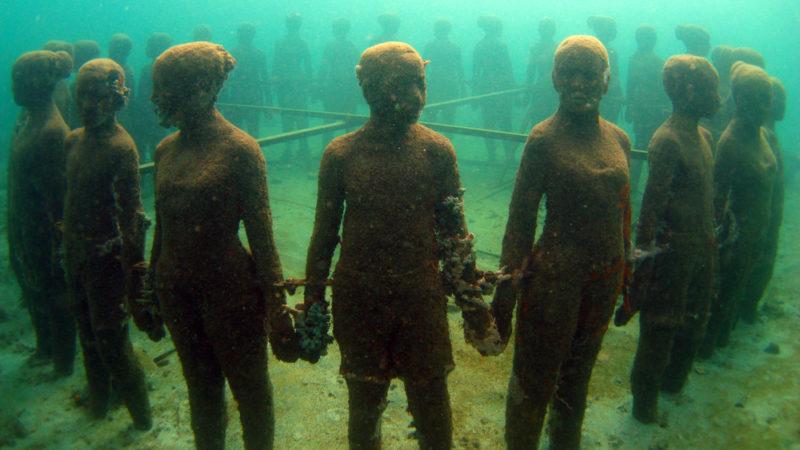 Grenada Underwater Sculpture Park, Grenada