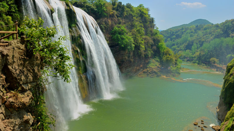Huangguoshu Waterfall, China