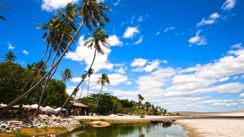 Jericoacoara, Ceará Brazil