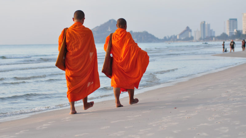 Monks Thailand