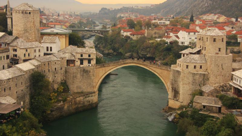 Mostar Bosnia and Hercegovina