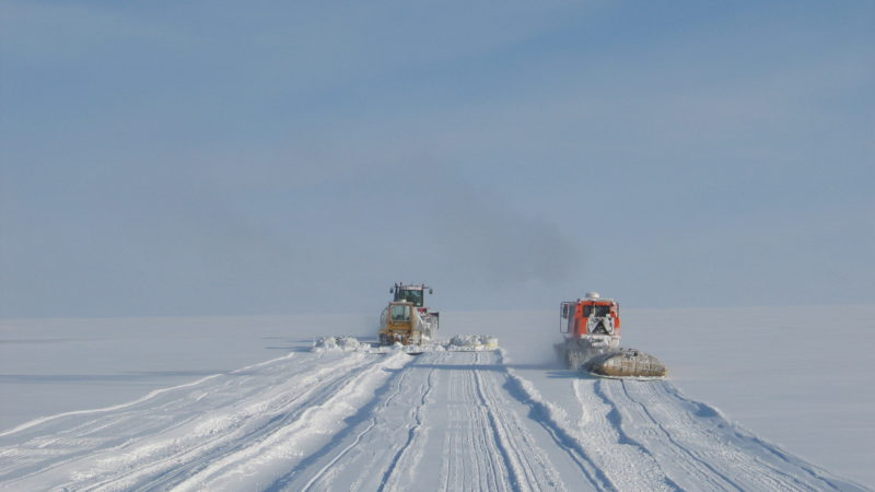 Photo by: Polar Field Services
