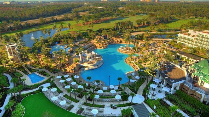 Photo by: Orlando World Center Marriott