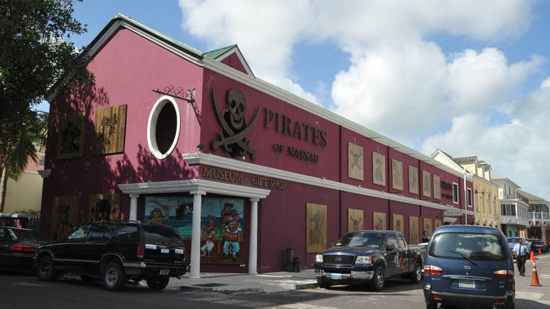 """PIRATES OF NASSAU MUSEUM, NASSAU"" by JERRYE AND ROY KLOTZ MD - Own work. Licensed under CC BY-SA 3.0 via Wikimedia Commons."