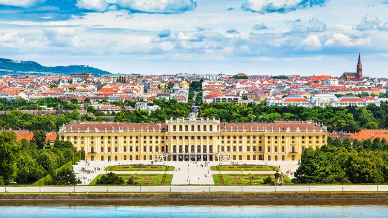 Schloss Schönbrunn Vienna
