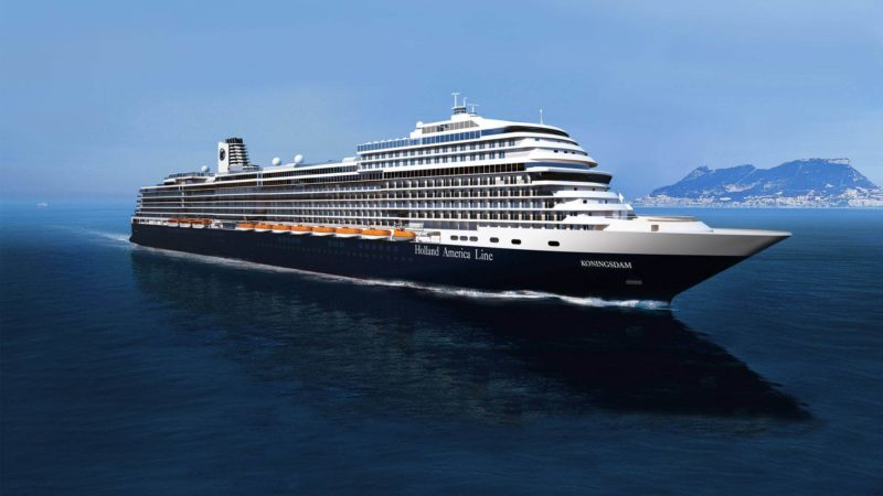 Photo by: Holland America Line