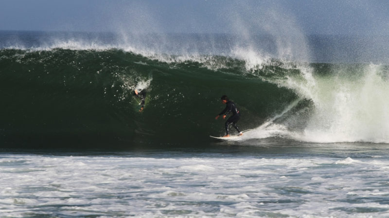 surfing Baja Mexico