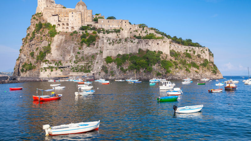 Aragonese Castle Italy