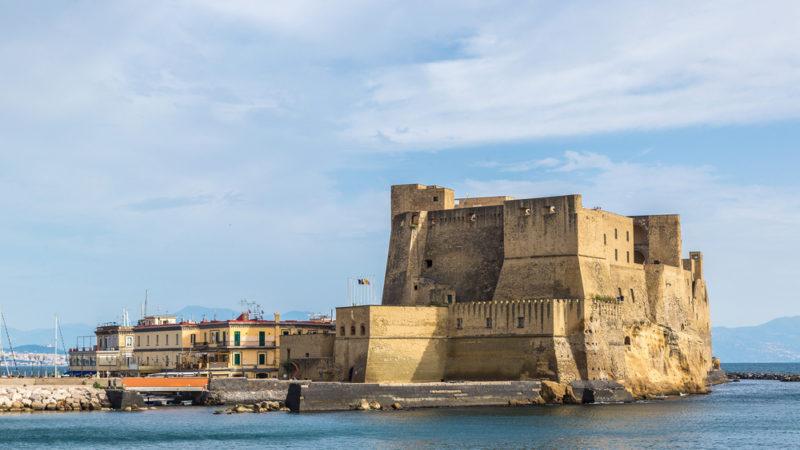 Castel dell'Ovo Italy