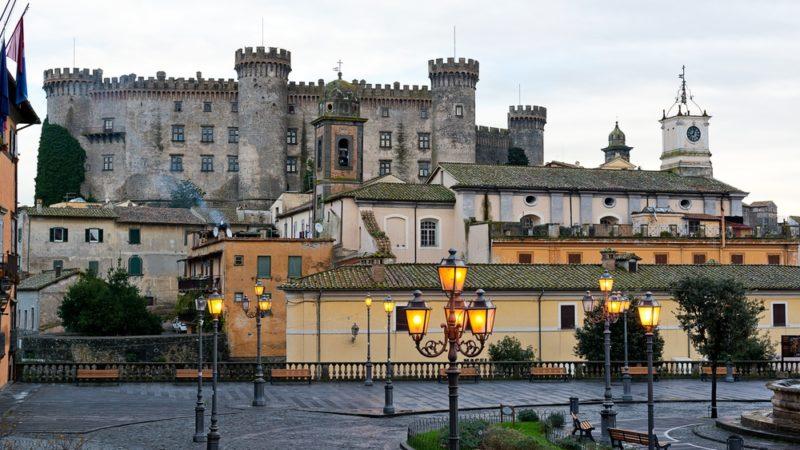 Castello Orsini-Odescalchi Italy
