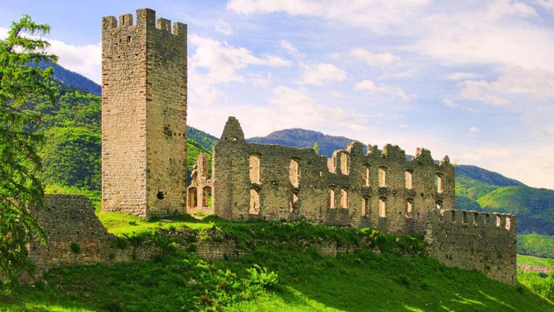 Castle Belfort Italy