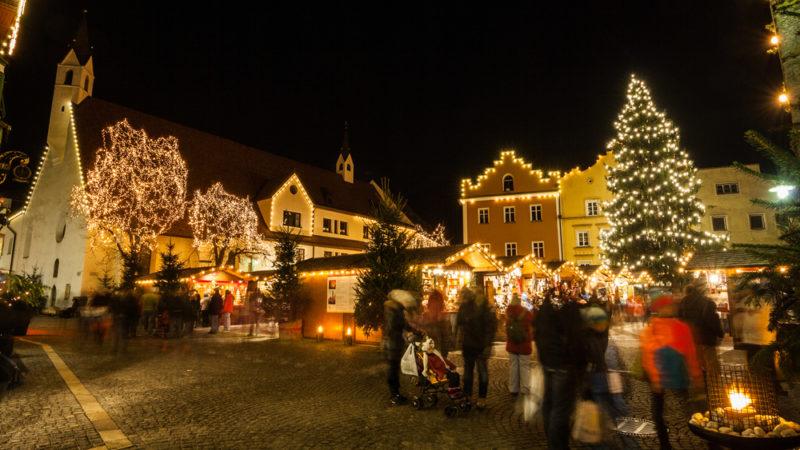 Christmas Market Vipiteno, Italy