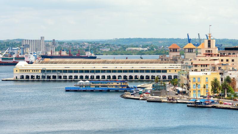 Cruise Terminal Old Havana