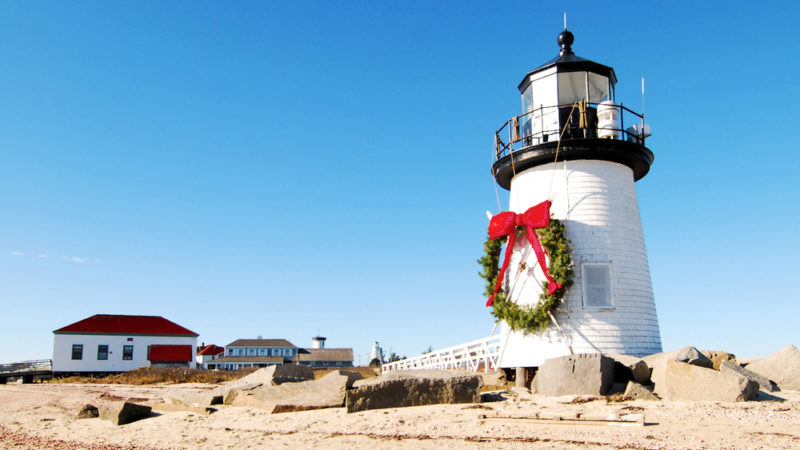 Nantucket, Massachusetts Christmas