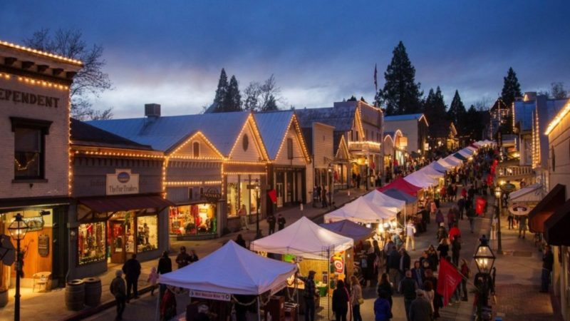 Photo by: Nevada City Chamber of Commerce