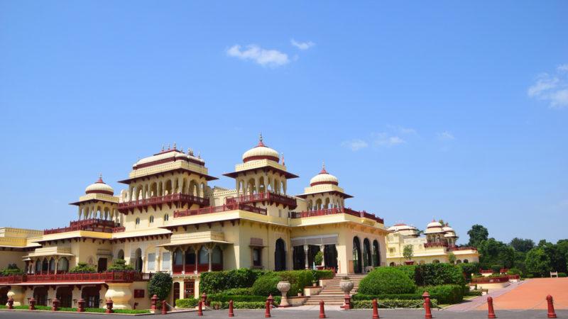 Rambagh Palace, India