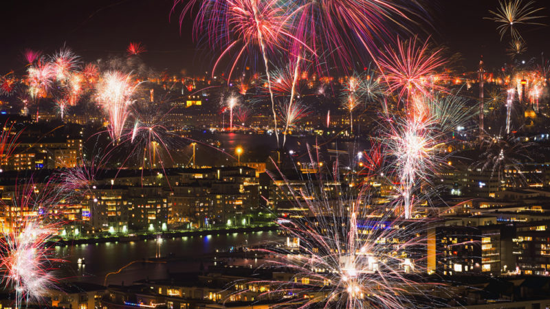 Stockholm New Years Eve