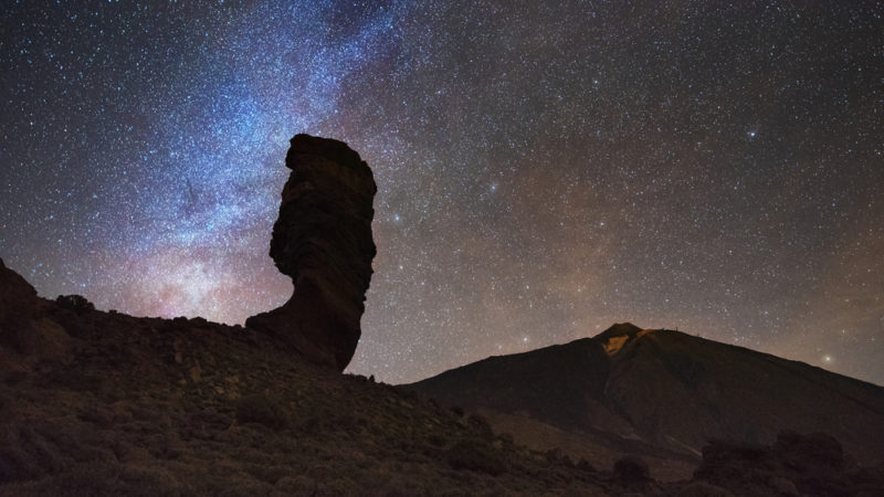 Tenerife Night sky