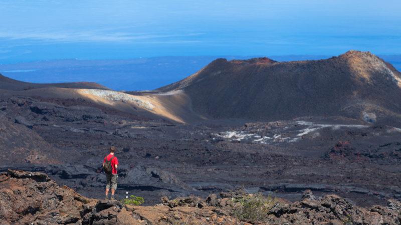 Volcan Sierra Negra Galapagos