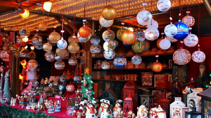 christmas market Tyrol Italy