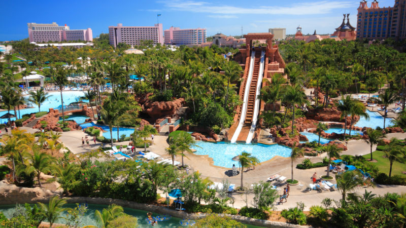 waterpark Atlantis Resort