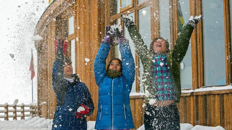 Photo by: Ski Portillo Chile via Facebook