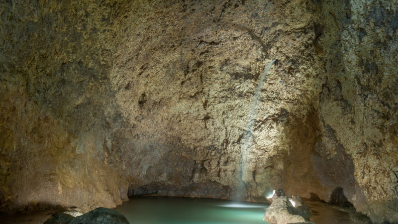 Harrison's Cave