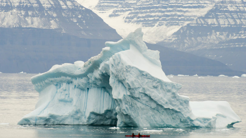 Sea Kayaking Greenland