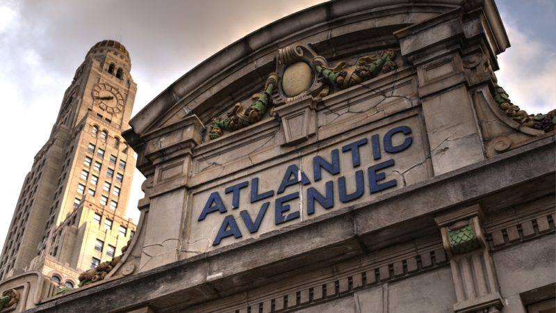 Atlantic Avenue Subway Tunnel
