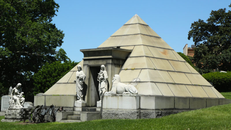 Green-wood Cemetery Brooklyn