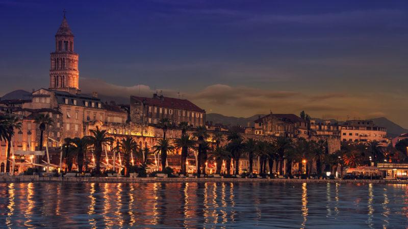 Split Croatia Palace
